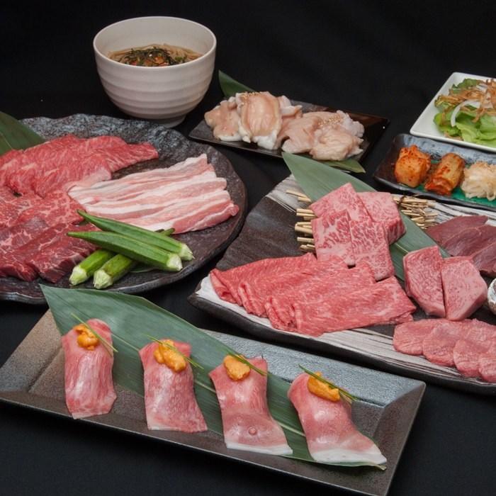 外苑前で忘年会なら焼肉「近江うし 焼肉 にくTATSU 青山本店」