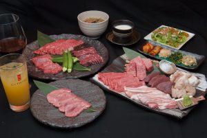 外苑前で焼肉宴会をするなら【近江うし 焼肉 にくTATSU 青山本店】